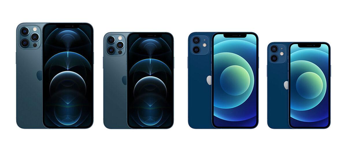iphone 12 modeli telefona
