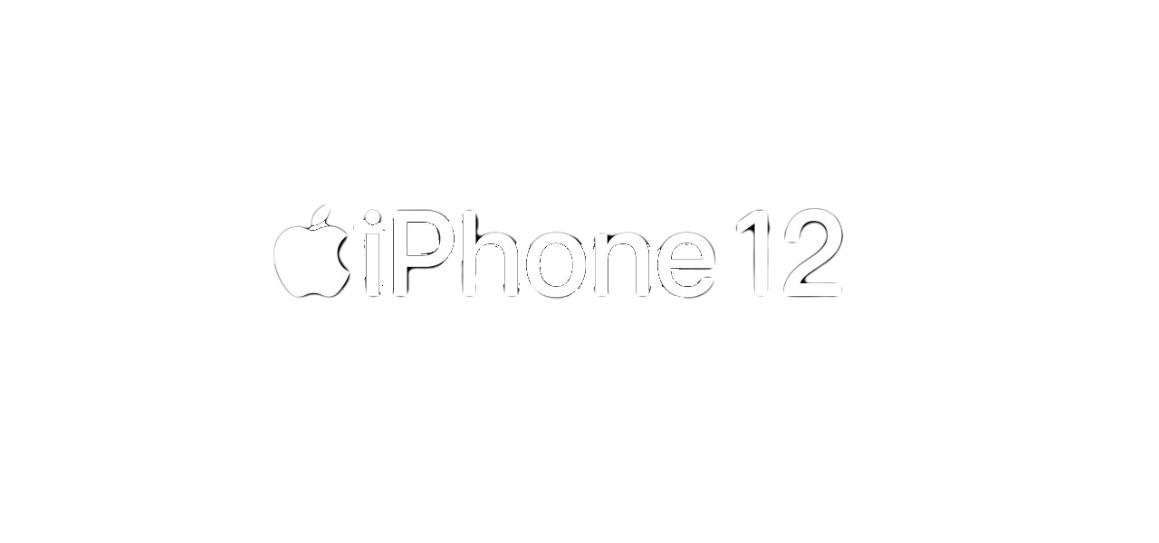 iphone 12 serija logo