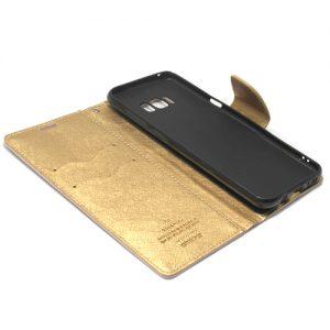 Futrola za Samsung S8 Plus zlatna (F48193)