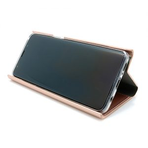 Futrola na preklop Samsung S9 roze (F61366)