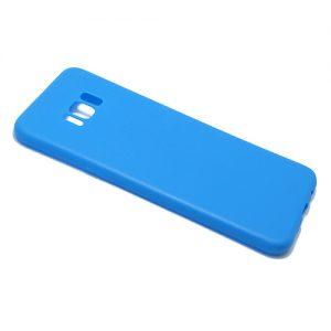 Maska za Samsung S8 Plus plava (F48093)