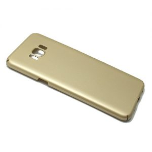 Maska za Samsung S8 Plus zlatna (F49467)