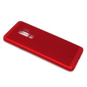 Maska za Samsung S9 Plus crvena (F58627)