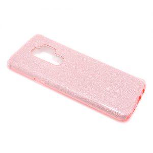 Maska za Samsung S9 Plus roze/glitter (F60605)