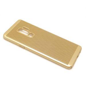 Maska za Samsung S9 Plus zlatna (F58631)