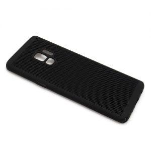 Maska Samsung S9 crna od silikona (F58624)