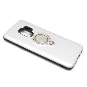 Maska za Samsung S9 srebrna PopSocket (F58971)