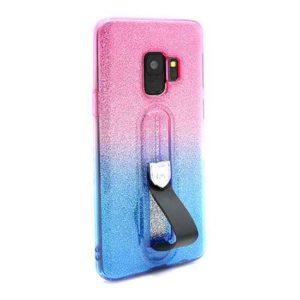 Maska za Samsung S9 plavo roze (F61746)