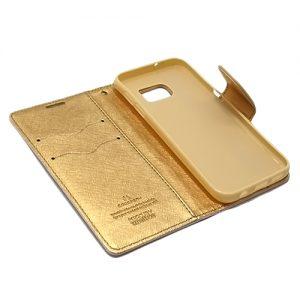 Futrola za Samsung S7 zlatna (F35444)
