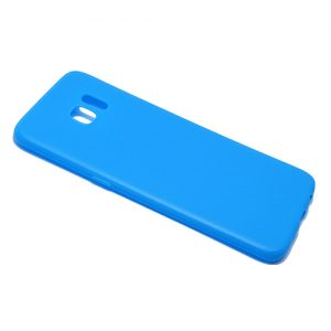 Maska za Samsung S7 Edge plava (F36309)