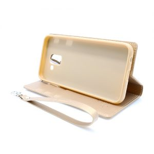 Futrola za Samsung J6 zlatna (F64335)
