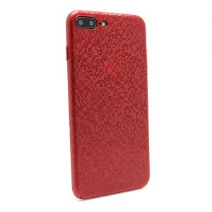 Maska za Iphone 8 Plus crvena (F56971)
