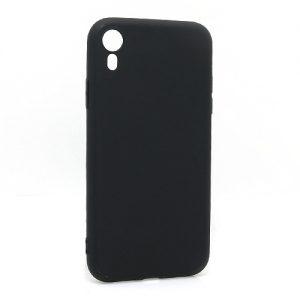 Maska za Iphone XR crna (F65402)