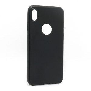 Maska za Iphone XS Max crna (F65403)