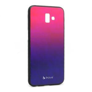 Maska za Samsung J6 Plus pink ljubičasta (F67059)
