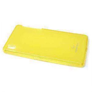 Maska za Sony Xperia Z2 žuta (F4806)