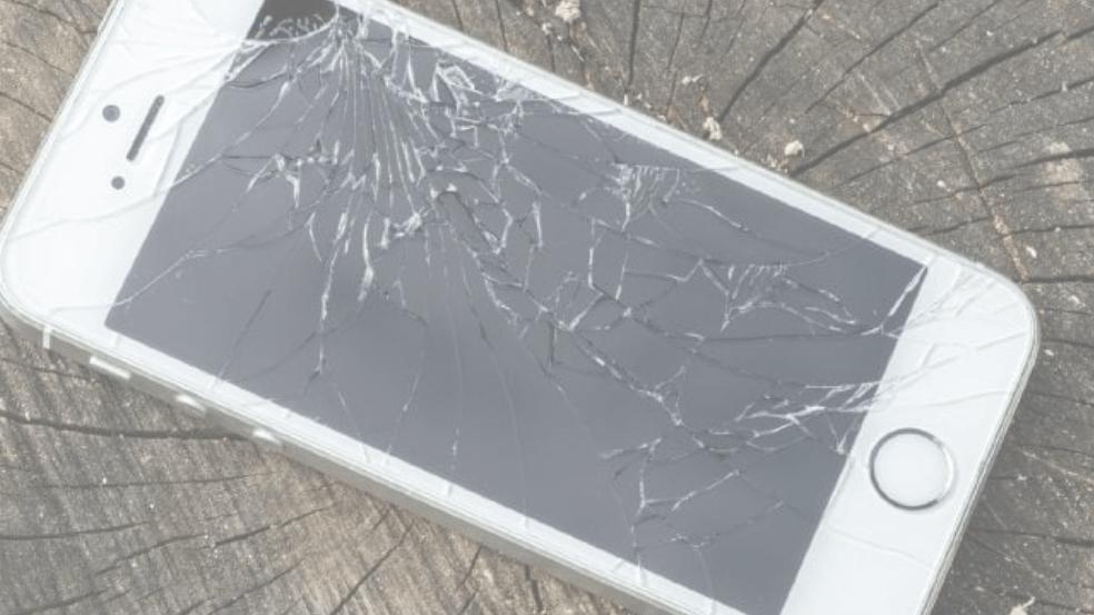 slomljen ekran mobilni