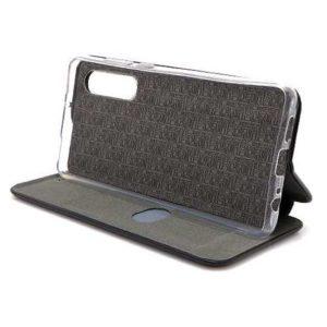Futrola na preklop za Huawei P30 crna (F71002)