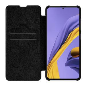 Futrola za Samsung A51 crna kožna (F84000)