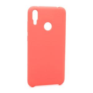 Maska za Huawei Y7 2019 bledo crvena (F80123)