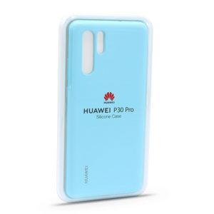 Maska za Huawei P30 Pro Original svetlo plava (F81416)