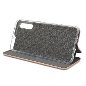 Samsung A50 futrola na preklop roze (F72175)