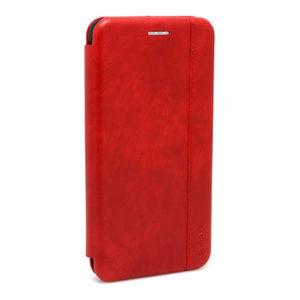 Futrola na preklop Samsung A10 crvena (F76314)