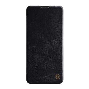 Futrola za Samsung A71 crna kožna (F84001)