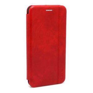 Futrola na preklop Samsung S10 crvena (F69813)