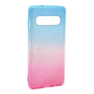 Maska za Samsung S10 plavo pink (F76648)
