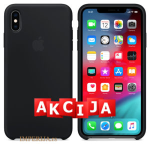 Maska za iPhone XS Max crna