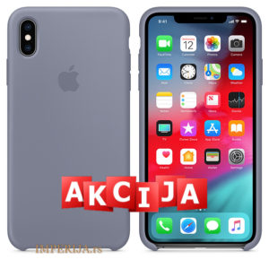 Maska za iPhone XS Max lila
