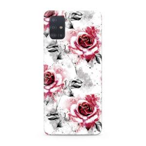 Print maska za Samsung A51 ruža (F84280)