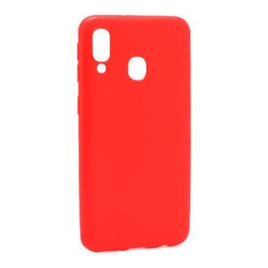 Samsung A40 maska crvena (F76572)
