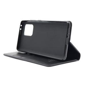 Futrola Samsung S10 Lite crna od eko kože (F84089)