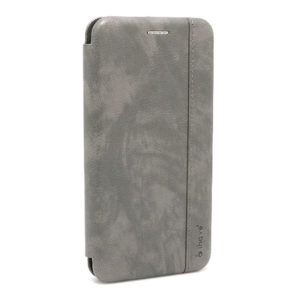 Samsung A70 futrola na preklop siva (F76325)