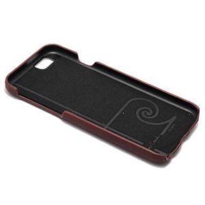 iPhone 6s Maska tamno braon kožna (F37198)