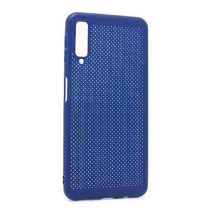 Maska za Samsung A750F plava PVC (F67010)