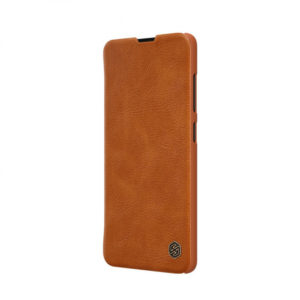 Futrola za Samsung A51 braon kožna (76859)