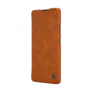 Kožna Futrola za Samsung S10 Lite braon (76862)
