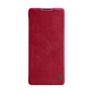 Kožna Futrola za Samsung S10 Lite crvena (76864)