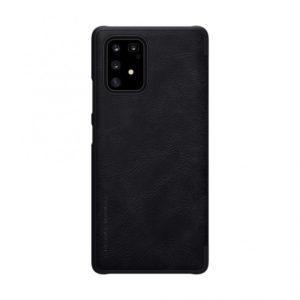 Kožna Futrola za Samsung S10 Lite crna (76863)