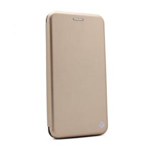 Futrola na preklop za Huawei P30 zlatna (65011)