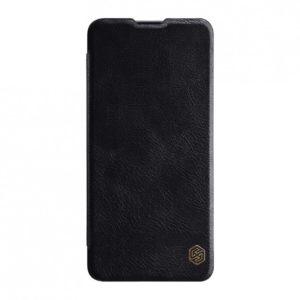 Kožna Futrola za Samsung A41 crna (80596)