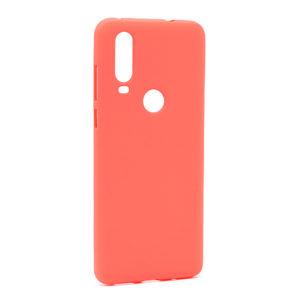 Maska za Motorola One Action crvena