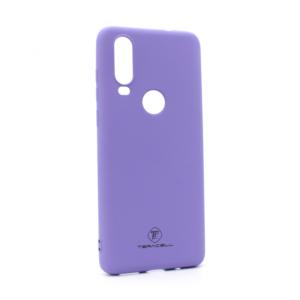 Maska za Motorola One Action lila