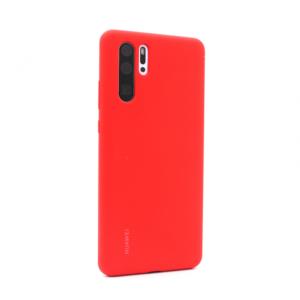 Original maska za Huawei P30 crvena
