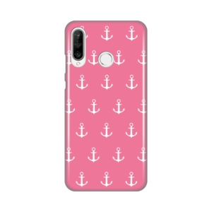 Print maska Huawei P30 Lite SIDRO pink