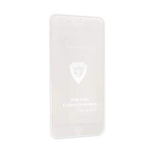 iPhone 8 Plus premium zaštitno staklo belo