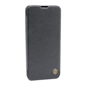 Kožna Samsung A20e futrola crna (F80133)